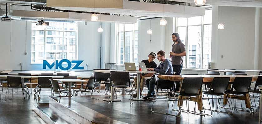 Inside MOZ's Content Strategy