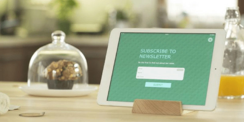 Email Campaign Subscription