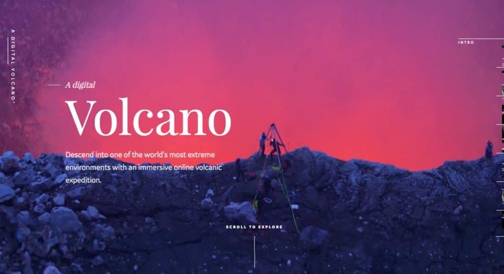 Digital Volcano GE