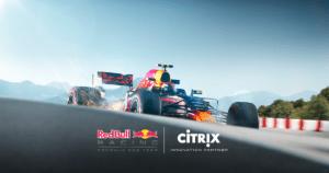 Redbull Racing Citrix