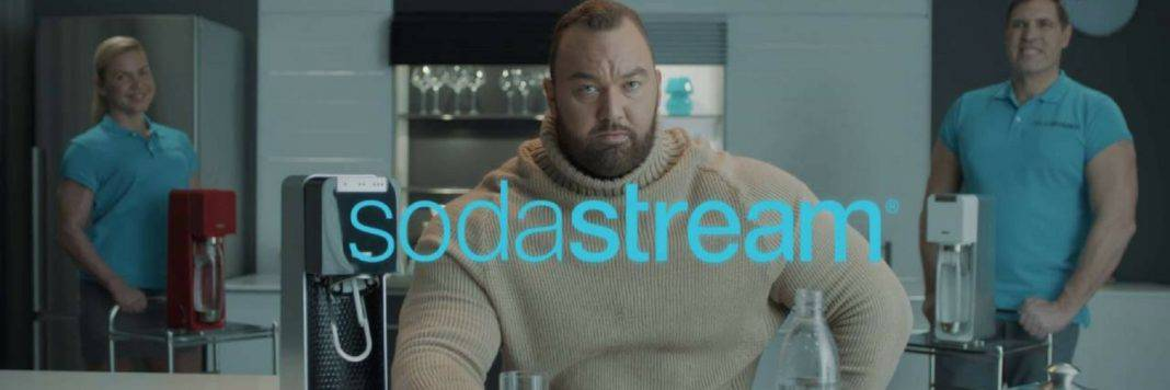 SodaStream's Content Strategy