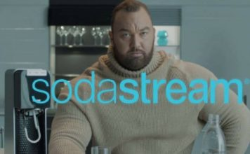 SodaStream's Content Strategy