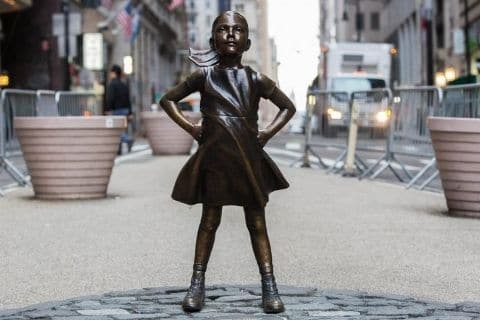 Fearless Girl State Street
